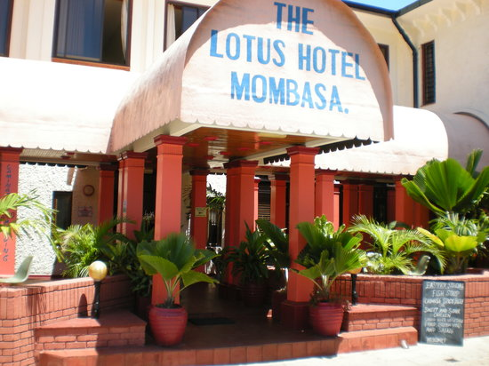 The Lotus Hotel
