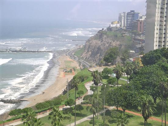 Belmond Miraflores Park: View from our room