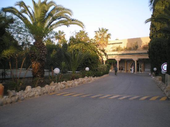 smartline Mediteranée: entrata villaggio