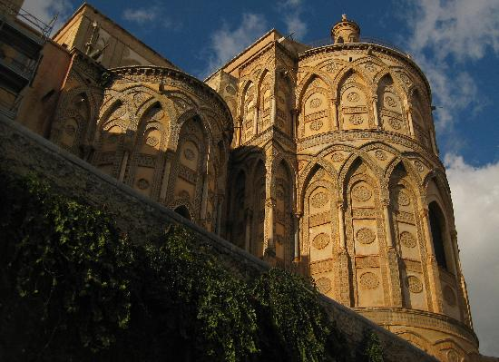 Il Duomo di Monreale (XII sec)
