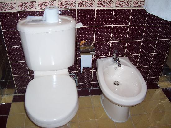Palm Beach Hotel: Bathroom