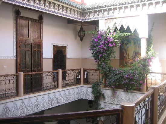 Riad Chraibi : my room (a suite)