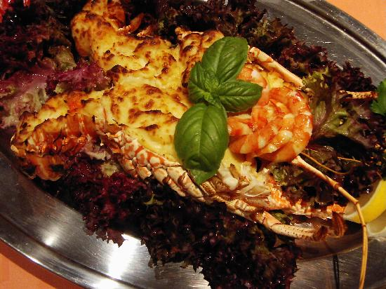 La Spaghetteria : Lobster Thermidor