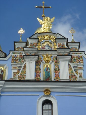 Kiev, Ucraina: Saint Michael's Cathedral