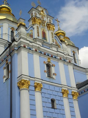 Kiev, Ukraina: Saint Michael's Cathedral