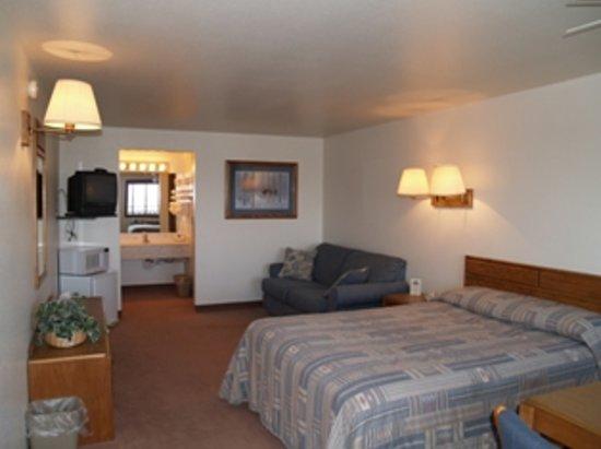 The Prairie Inn : Hotel Room