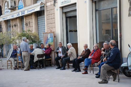 Fiumefreddo di Sicilia, Italien: au calme