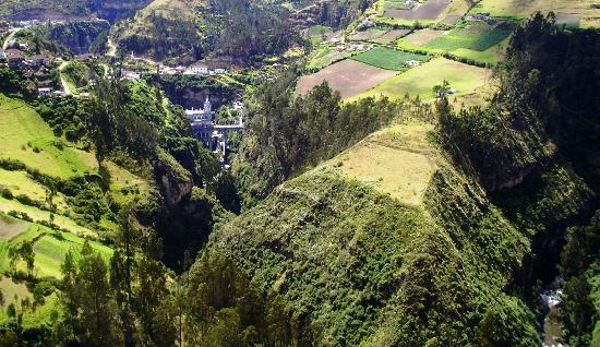 Santuario de Las Lajas: eedgar
