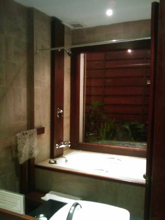 Green Park Boutique Hotel: spa style bathroom