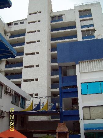 Hotel Arhuaco: Exteriores