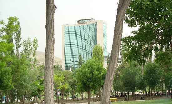 Tabriz El-Goli Pars Hotel: Elgoli Pars hotel