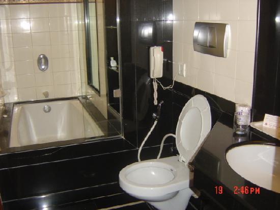 Ramee Guestline Dadar Hotel: Hotel Ramee Guestline Bathroom