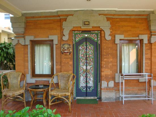 Kumala Hotel: Our nice bungalow
