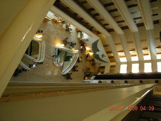 Alkoclar Adakule Hotel : Inside Adakule