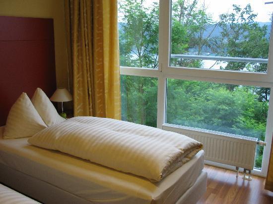 Ibis Woerthersee: room view