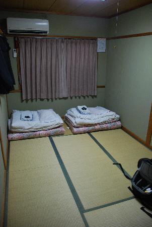 Yadoya Hiraiwa: notre chambre