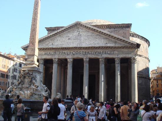 Domus Appia 154: Il Pantheon