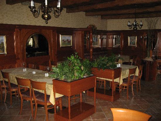 Penzion Mayer: Dining Room