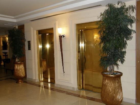 Vincci Hotel Envia Almeria Wellness & Golf: Ascensores