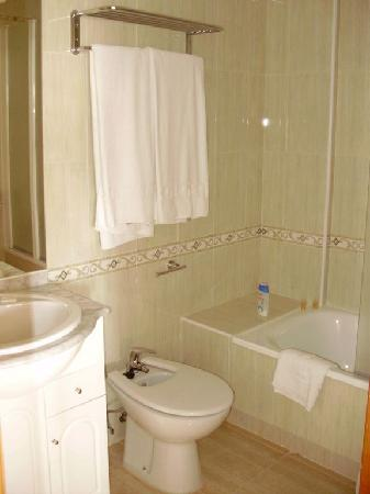 La Manga Residencial: Baño
