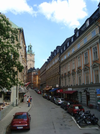 Stockholm, Swedia: City Centre