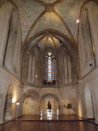 Palais des Rois de Majorque (Palace of the Kings of Majorca): The Upper Chapel