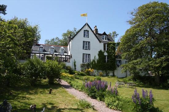 Lochinver Uk The Albannach Hotel