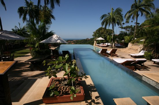 Fairmont Zimbali Lodge: Pool Area