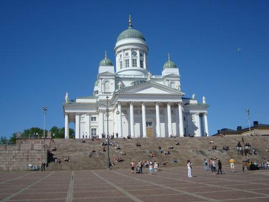 Ελσίνκι, Φινλανδία: Senate Square
