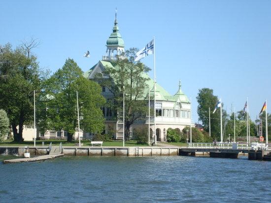 Helsinki, Finlandia: harbour