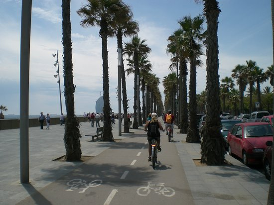 Fat Tire Bike Tours Barcelona