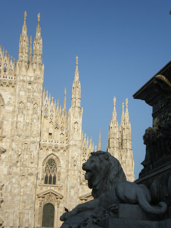 Milán, Italia: IL DUOMO