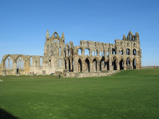 Smugglers Rock Country House: Whitby Abbey ( English Heritage)