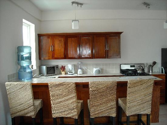 Seaside Villas Condos: Kitchen