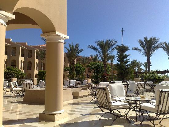 Jaz Almaza Beach Resort: Uno scorcio del villaggio