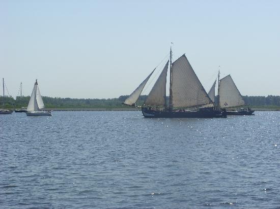 Makkum, Belanda: Ijsselmeer