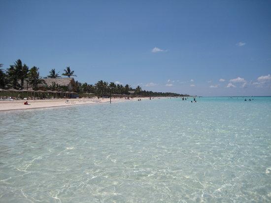 Tryp Cayo Coco: The beach
