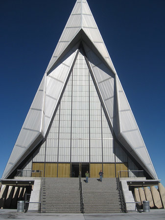 Colorado Springs, CO: The chapel