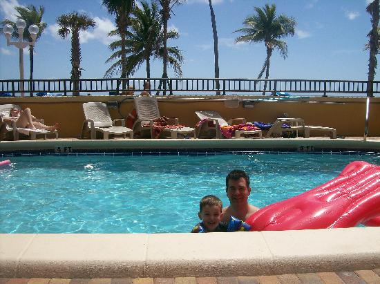 Hollywood Sands Resort: Sands Pool