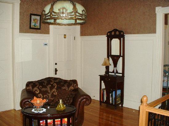 La Victorienne Urbaine: sitting room