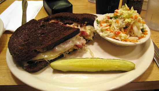 "Cecil's Delicatessen & Bakery: A ""Russian"" ruben at Cecil's"
