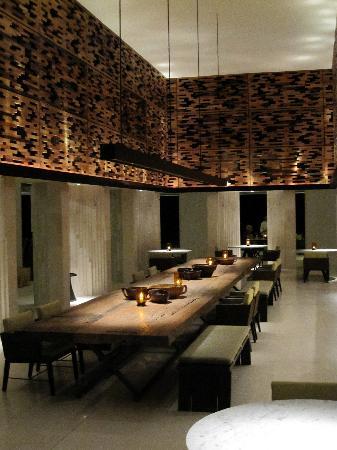 Alila Villas Uluwatu: The Warung Restaurant