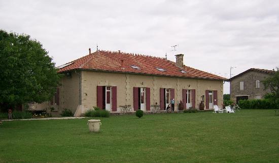 Domaine de Blaignac: le domaine