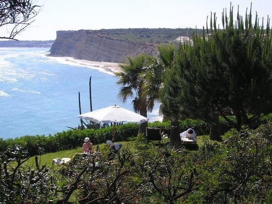 Boutique Hotel Vivenda Miranda : seaview