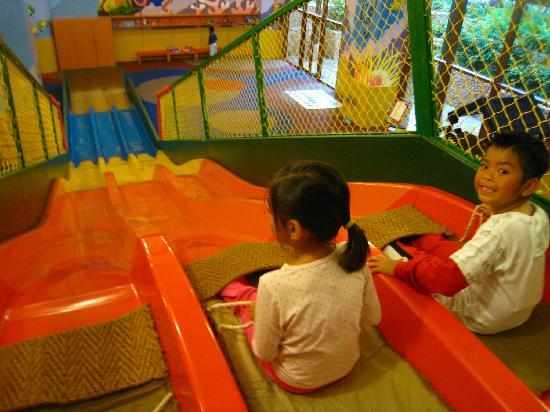 Shangri-La's Boracay Resort & Spa : kids area