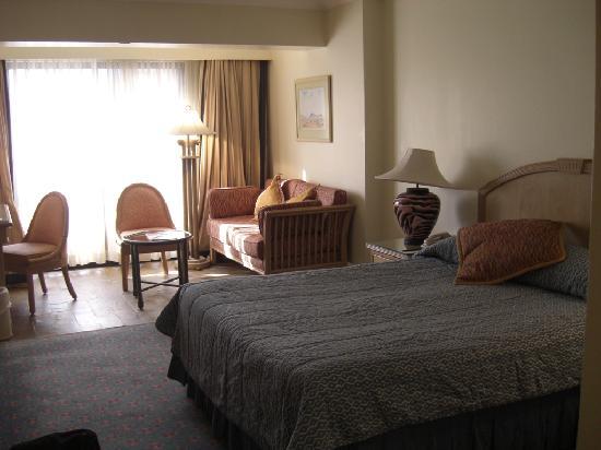 InterContinental Nairobi: Habitación Standard