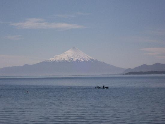 Volcan Osorno, Lake Llanquihue, Puerto Varas