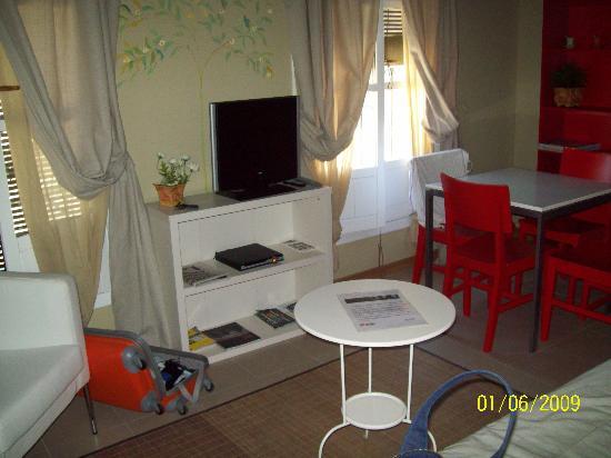 Apartamentos Refitoleria: salon comedor