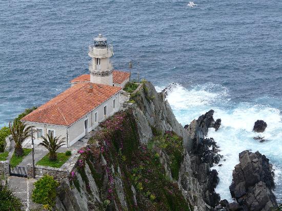 El Mirador de Cudillero: Faro