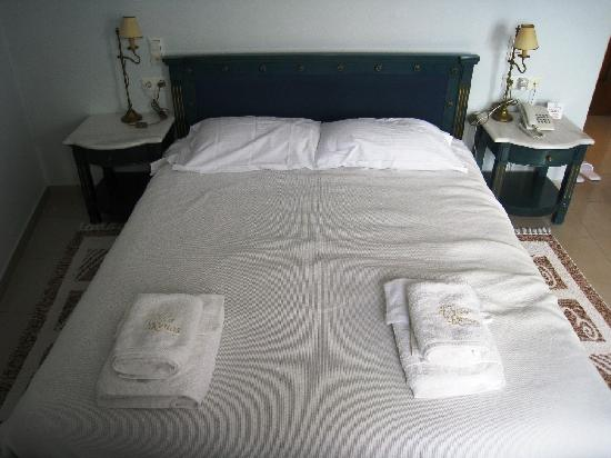 Villa Renos: Deluxe double - Double bed